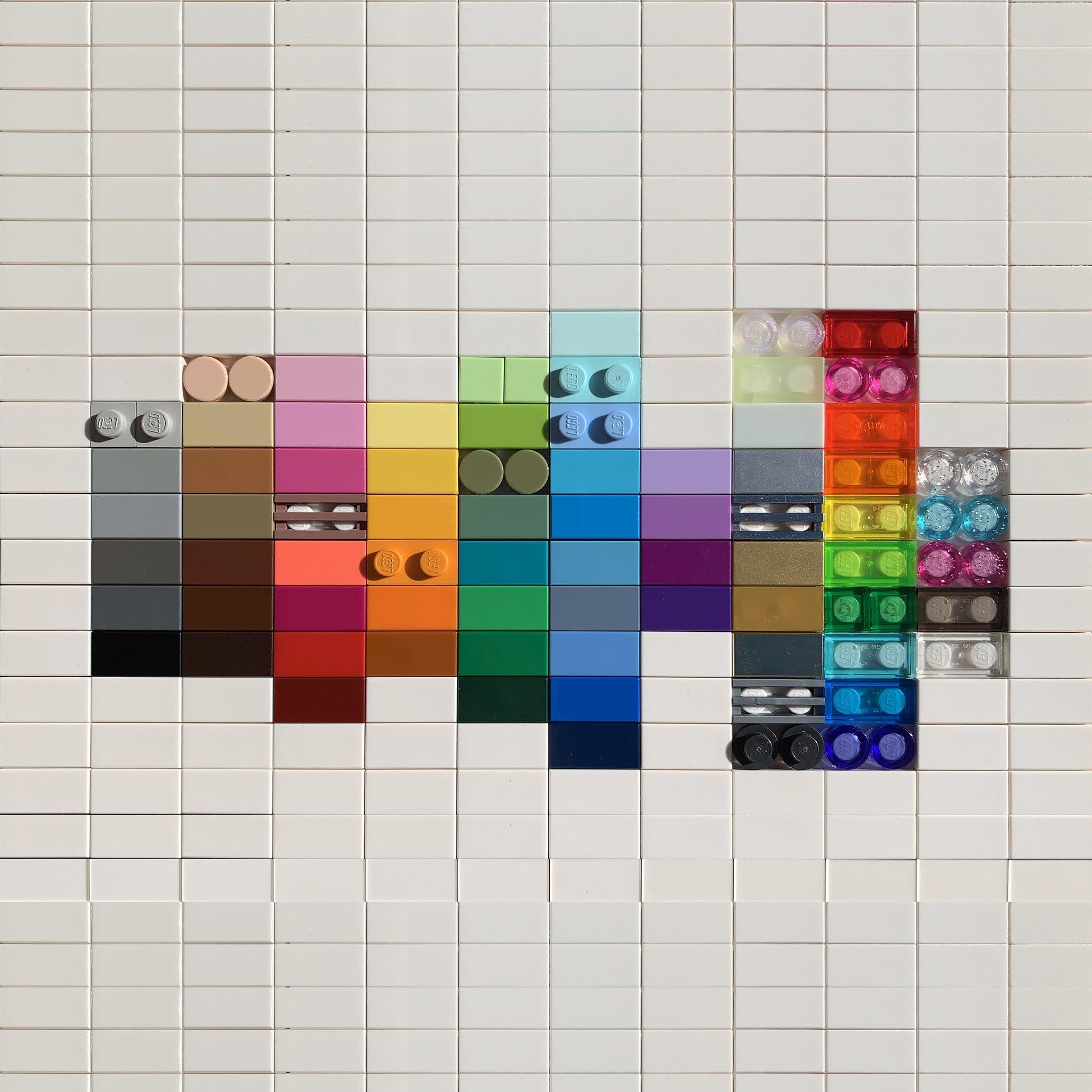 LEGO Color Square