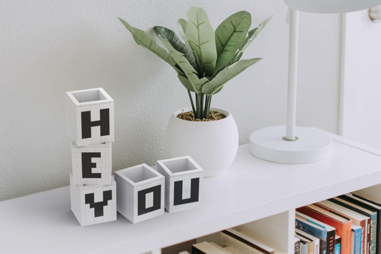 WLWYB Digit Cube Letters
